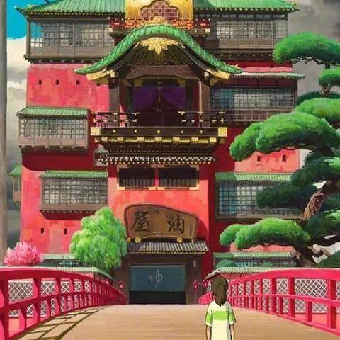 《千与千寻》18年后再上映,宫崎骏才是真正的穿搭大王
