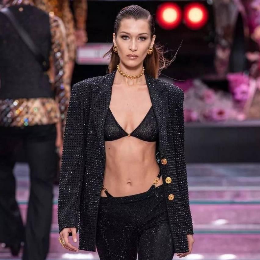 火爆!被21亿美元收购的Versace,2020春夏时装秀的六大看点
