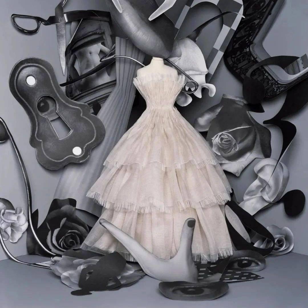 Dior发布2020秋冬高订系列 ▏另类神话短片代替时装大秀!