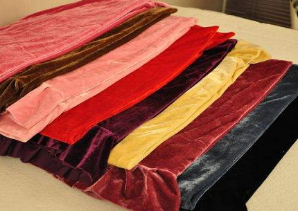 金丝绒面料的特点有哪些?金丝绒衣服怎么洗?