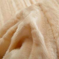 水貂绒是什么面料?水貂绒可以水洗吗?