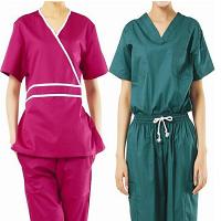 手术服面料有哪些?