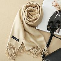 围巾面料有哪些?哪种舒服?