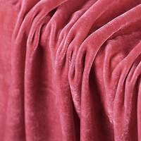丝绒面料的特点有哪些?丝绒面料如何清洗?