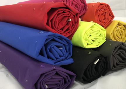 聚酯纤维,粘纤,锦纶是什么面料?