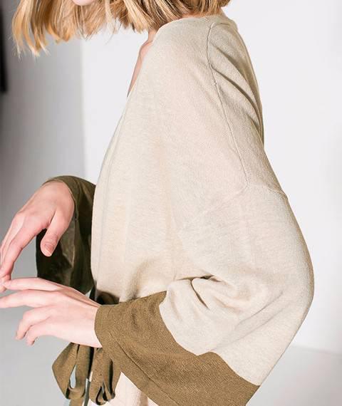 高档纯亚麻针织布料T恤背心打底衫罩衫棉麻服装面料麻布
