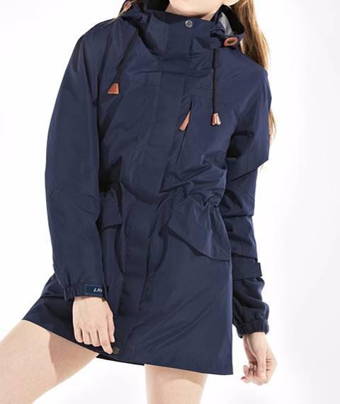 尼丝纺防水服装面料高密无胆防绒防风衣羽绒服尼龙布料