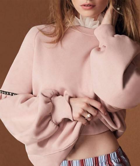 加厚加绒抓绒大卫衣面料秋冬保暖运动风纯棉绒布不起球毛绒卫衣布料