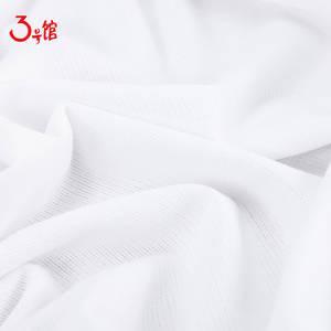 柔棉卫衣针织布料纯色春夏上衣连衣裙毛圈鱼鳞纹服装面料