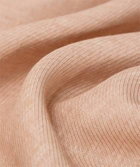 双色亚麻布料亚麻斜纹布春夏亚麻棉薄款衬衫裤子面料素色麻布批