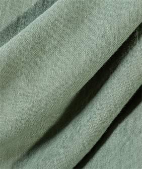 850砂洗棉麻面料衬衫裙装服装布料麻布