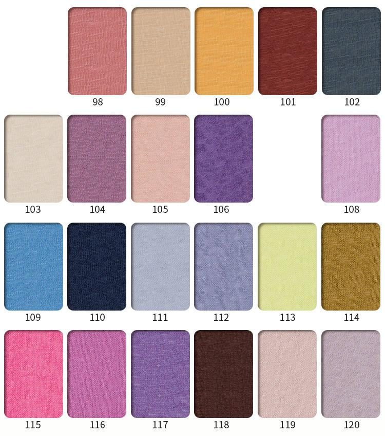 针织布料 21支棉麻偏薄料夏季凉爽麻布T恤服装面料