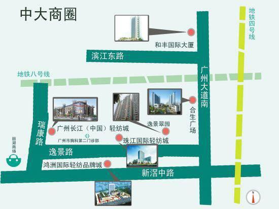 广州有哪些面料批发市场