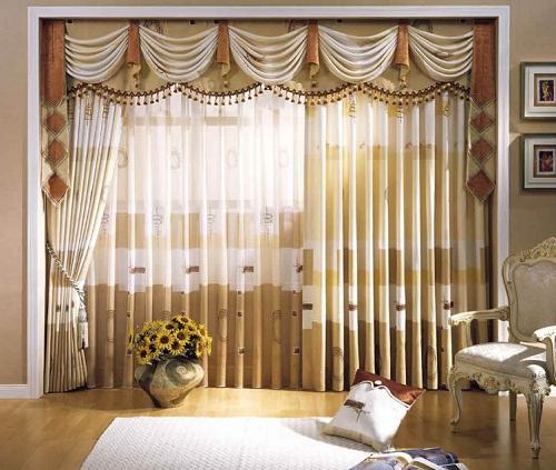 窗帘面料有哪些?该如何选择?
