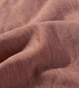 60S人棉汗布精梳针织面料 夏季薄T恤服装布料