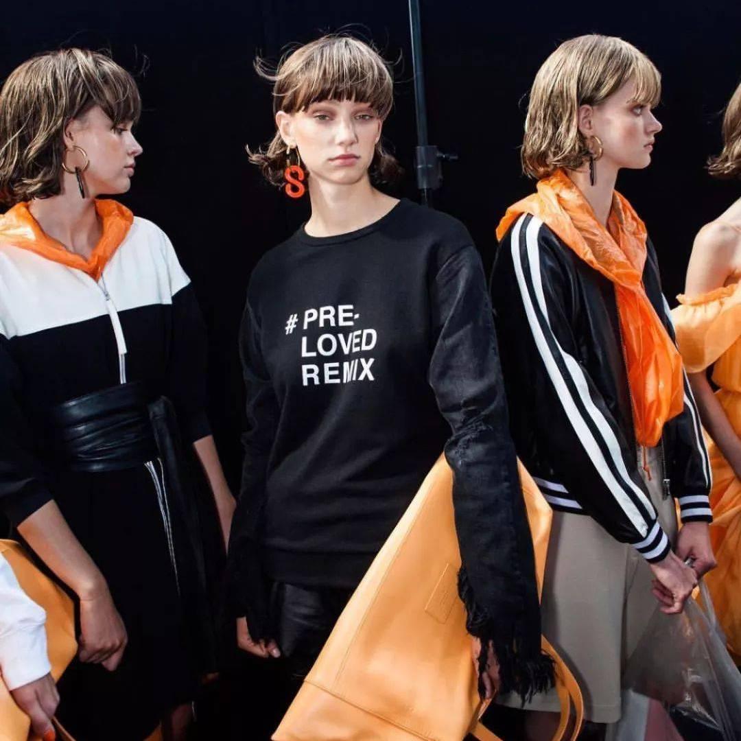 除了四大时装周,北欧时髦精上线刷屏?北欧风爆火的服装小众品牌秀了解一下!
